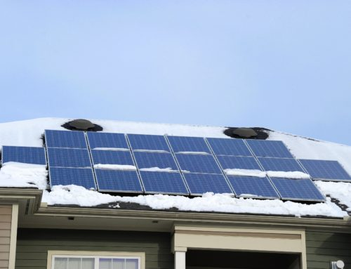 Residential Solar Panels Are Powered By Light, Will Work Throughout The Winter