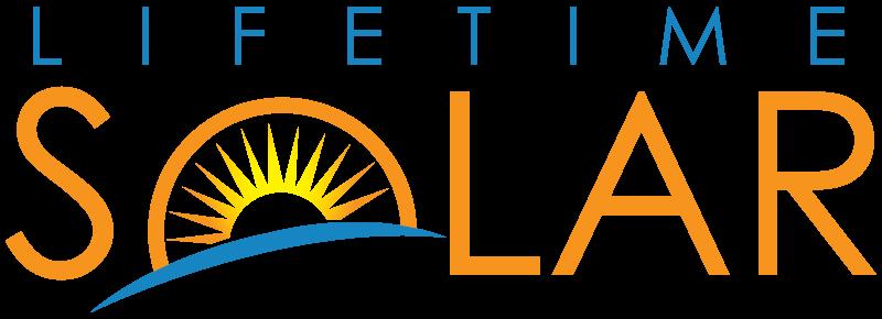 Lifetime Solar Logo